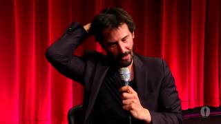 Keanu Reeves Answers Your Questions