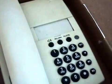 SIEMENS EUROSET 802 (IVORY): Terminal Telefónico Analógico