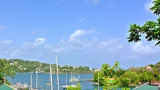 preview picture of video 'OceanView Villa Apartments for Rent In St. Lucia: Poinsettia #5 for Independent Holidays'