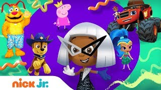 'Your Style Song' 👑  Music Video W/ PAW Patrol, Peppa Pig, & Ft. Bubble Guppies! | Nick Jr. Sings