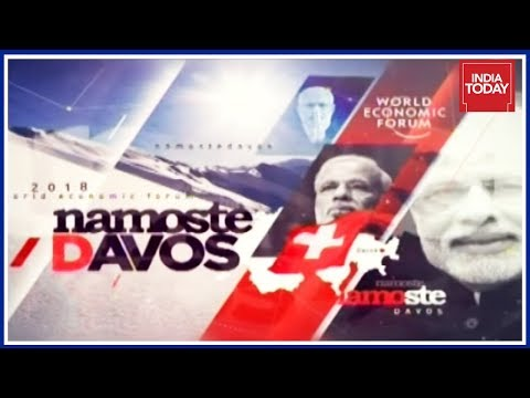 India Today's Live Coverage From Davos: PM Modi To Raise Global Toast For India