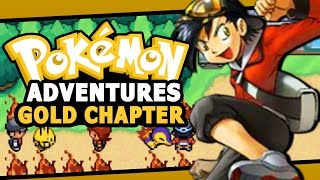 Pokemon Adventures Gold Chapter - Pokemon GBA ROM HACK showcase