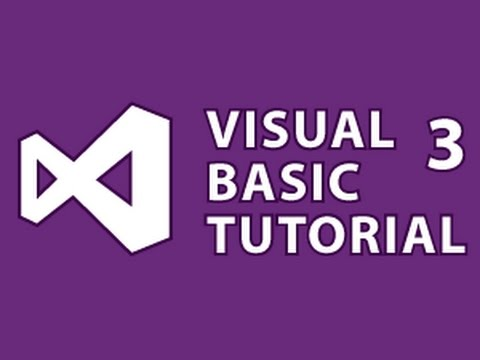 Visual Basic Tutorial 3