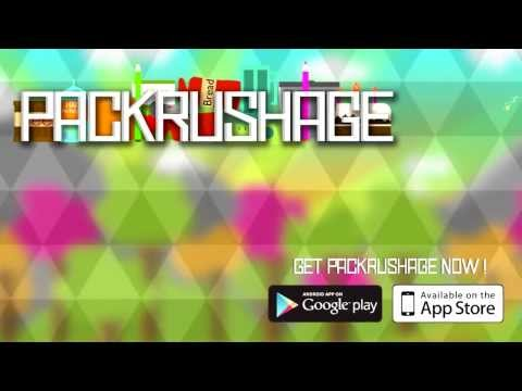 Video of Packrushage!