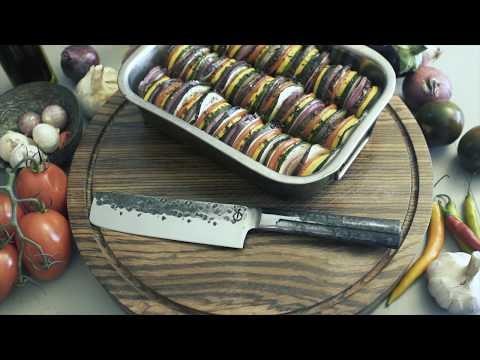 3-dílná sada nožů Intense, FORGED
