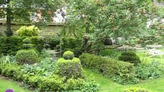 Le jardin se port bien