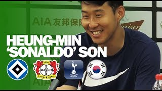 Heung-Min 'SONALDO' Son | In Numbers