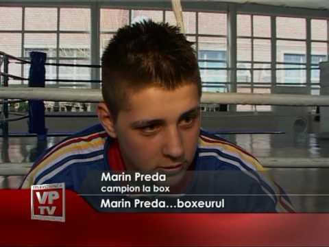 Marin Preda boxeurul