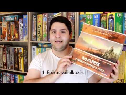 7 Gondolat A Mars Terraformálásáról - Mit Játsszunk?