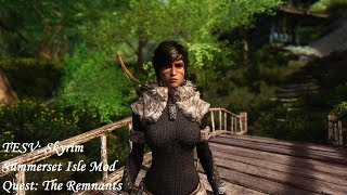Summerset Isle Mod - Quest The Remnants