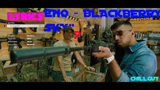 """Lyrics Zu """"ENO   BLACKBERRY SKY"""""""