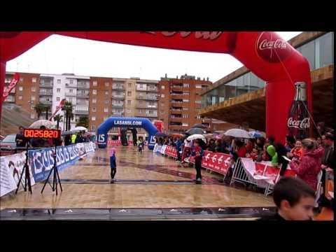 Vídeo sortida i arribada Olímpics 2