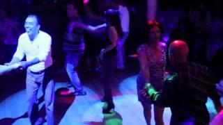 Social Disco Daning in Miami, Fl.