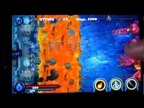 Defender 2 - Gameplay (Stage 1000)