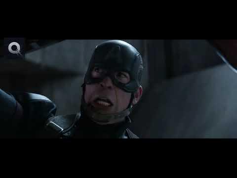Top 5 Captain America Moments   1080p