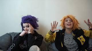 Q&A with Shinsou and Kaminari!