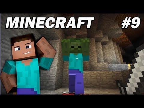 Minecraft Survie Fr On Explore La Mine Sous Ma Maison Ep9