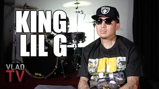 King Lil G on Latino Hip-Hop Artists Being Territorial, Wanting Artists to Unify