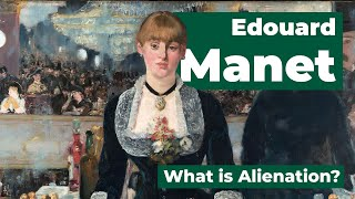 Manet's Last Painting And Marx's Alienation