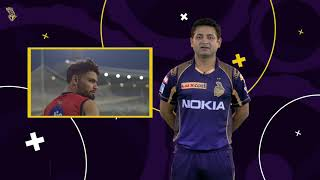 On the Ball with Piyush Chawla   KKR Hai Taiyaar   Kolkata Knight Riders   VIVO IPL 2018