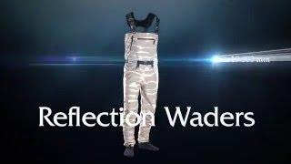 Вейдерсы rapala ecowear reflection waist