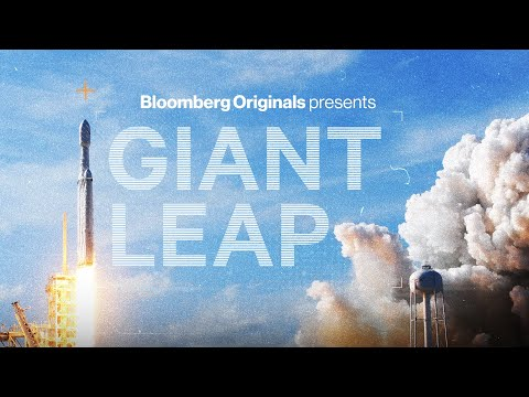 Giant Leap: The Business of Space - Launching Oct 22nd