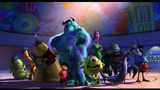 КОРПОРАЦИЯ МОНСТРОВ (ИГРА) - НАЧАЛО ИСТОРИИ! (Monsters, Inc.)