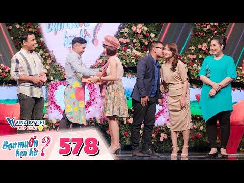 Bạn Muốn Hẹn Hò Tập 578:Em trai bị bệnh khóc nức nở mong chị lấy chồng để được về quê phụ ba mẹ