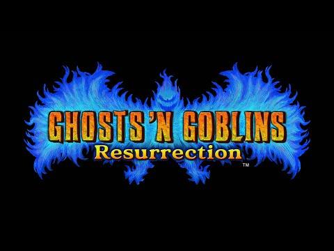 Trailer d'annonce de Ghosts 'n Goblins Resurrection