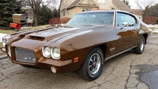 1971PontiacGTOHO100mphtestdrive!forsaleautoappraisalDetroitMi