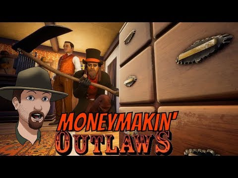 I make $16,000 Dollars in 30 Minutes!- OUTLAWS of the Old West