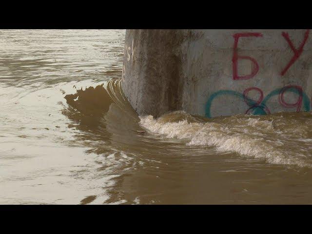 Ангарск снова утонул