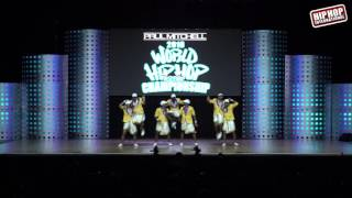 13.13 Crew - India (Adult Division) @ #HHI2016 World Finals