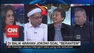 "Download Video Polemik Arahan Relawan soal ""Berantem"",  Demokrat: ""Jokowi, Next Be Careful!"" MP3 3GP MP4"