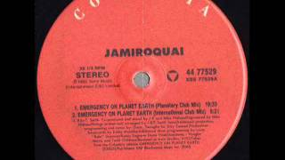 Jamiroquai - Emergency On Planet Earth (tenaglia planetary club mix)