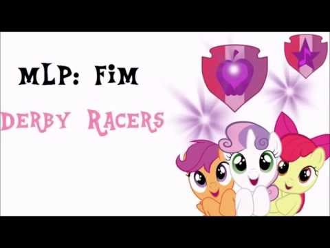 "My Little Pony: Friendship is Magic ""Derby Racers"" Lyrics"