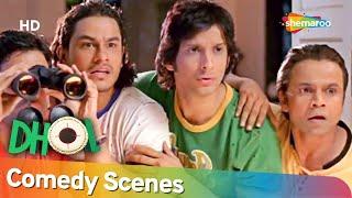 Dhol - Superhit Bollywood Comedy Movie - Best Comedy Scenes - Rajpal Yadav - Sharman Joshi