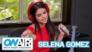 Selena Gomez Reveals Bodyshaming Struggles   On Air With Ryan Seacrest