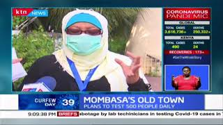 Mombasa County to enlist police aid in efforts to boost mass testing numbers