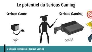 Concept de Serious Gaming