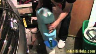 Infiniti G35 Coolant Replacement