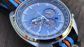 Seiko ssc667 recraft chronograph