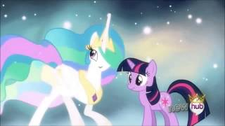 Twilight Sparkle Becomes An Alicorn Princess