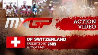 Antonio Cairoli Crash - MXGP of Switzerland Presented by iXS