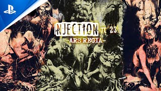 PlayStation Injection π23 - Ars Regia - Reveal Trailer | PS5, PS4 anuncio