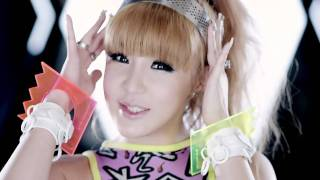 2NE1 - I Am The Best [Japanese Ver.]