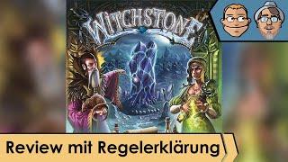 Witchstone – Brettspiel – Review und Regelerklärung