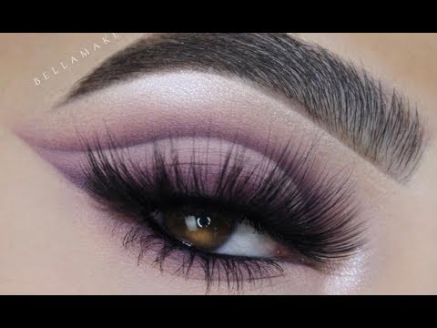 Cool Toned Smokey Eye Look - Sofie Bella