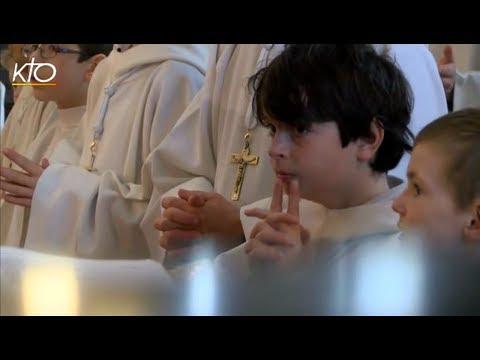 Et si mon enfant veut devenir prêtre ?