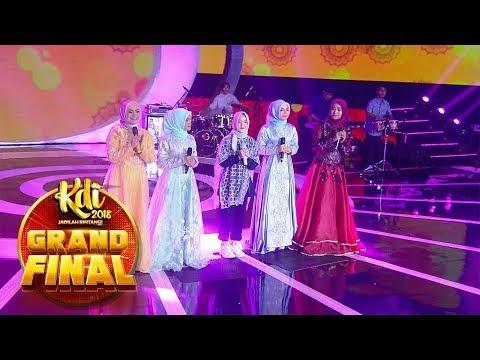 , title : 'Duet Syantik! Ikke Nurjanah, Sabyan, Cut, Putri Dan Nida [YA MAULANA] - Grand Final KDI (2/10)'